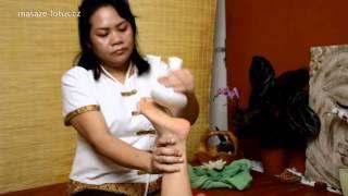 Thajské masáže LOTUS - Královská