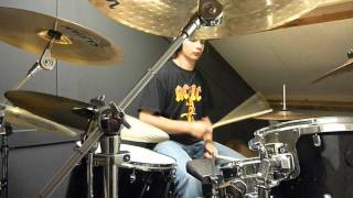 AC/DC - Spoilin' For A Fight Drum Cover