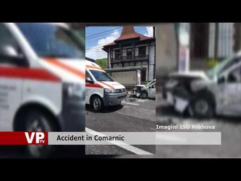 Accident în Comarnic