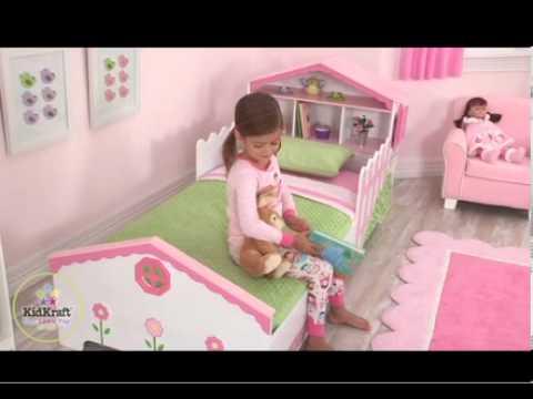 KidKraft Kinderbett Puppenhaus 76255