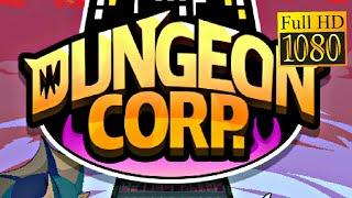 Dungeon Corperation auto-farming RPG