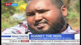 Against all odds: Disabled man was to be Isiolo North MP despite his condition