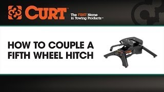 How to Hook Up a 5th Wheel Hitch