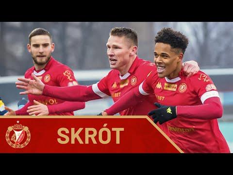 Skrót meczu Stomil Olsztyn - Widzew Łódź 0:1