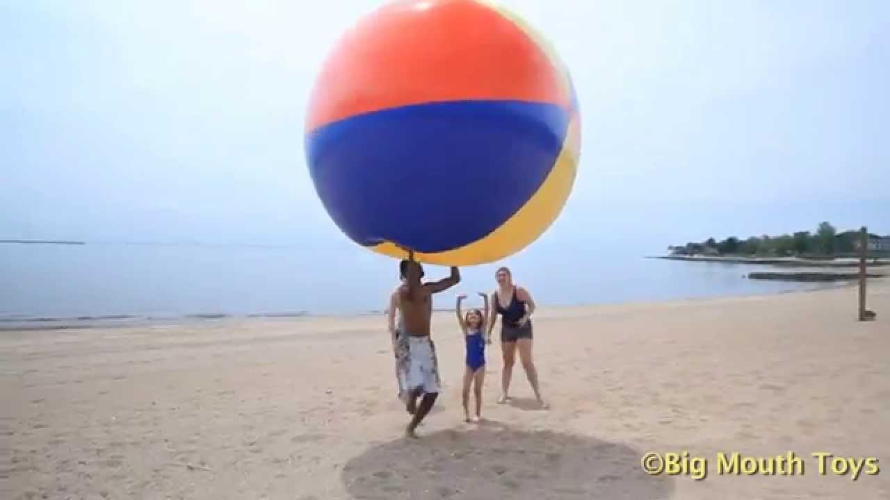 Riesen Wasserball - 3 Meter Gigant