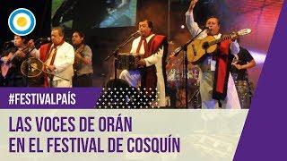 Las voces de Orán en el Festival de Cosquín 2016