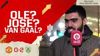 """THE GLAZER EFFECT!"" Man Utd 0-2 Burnley 