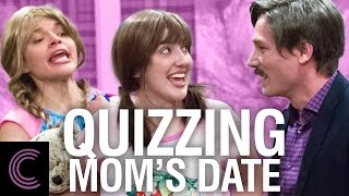 Quizzing Mom