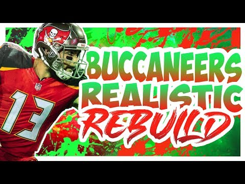 Rebuilding The Tampa Bay Buccaneers - Madden 20 Connected Franchise Realistic Rebuild