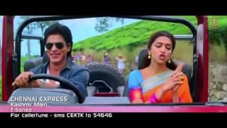 Kashmir Main Tu Kanyakumari  Full Song HD ~  Chennai Express  Shahrukh Khan and deepeka