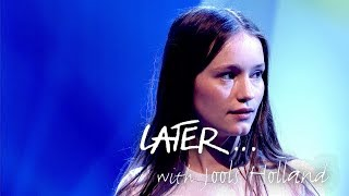 Sigrid performs High Five on Later... with Jools Holland