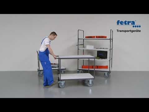 Fetra ESD-Eurokasten-Roller mit Bodenplatte, mit Rand 7mm-youtube_img