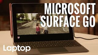 Microsoft Surface Go: A Review Discussion