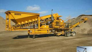Granite quarries mining equipment