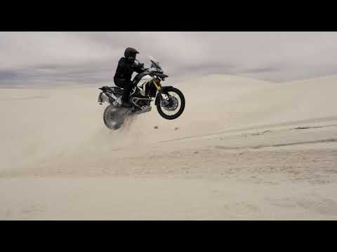 2020 Triumph Tiger 900 Rally in Bakersfield, California - Video 1