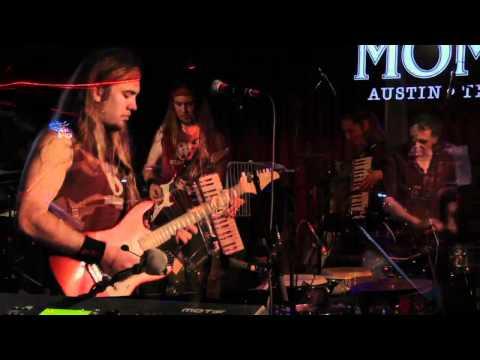 Ulrich Ellison Network - Irish Dance - live @ Momo's / Patronism 2