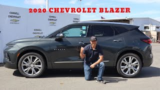 2020 Chevrolet Blazer What you didn't know and what it could do - Full Review Ran D