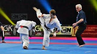 Karaté Kyokushin Championnat d