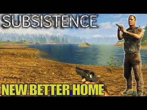 Better Spot to Live | Subsistence | Let's Play Gameplay | E04