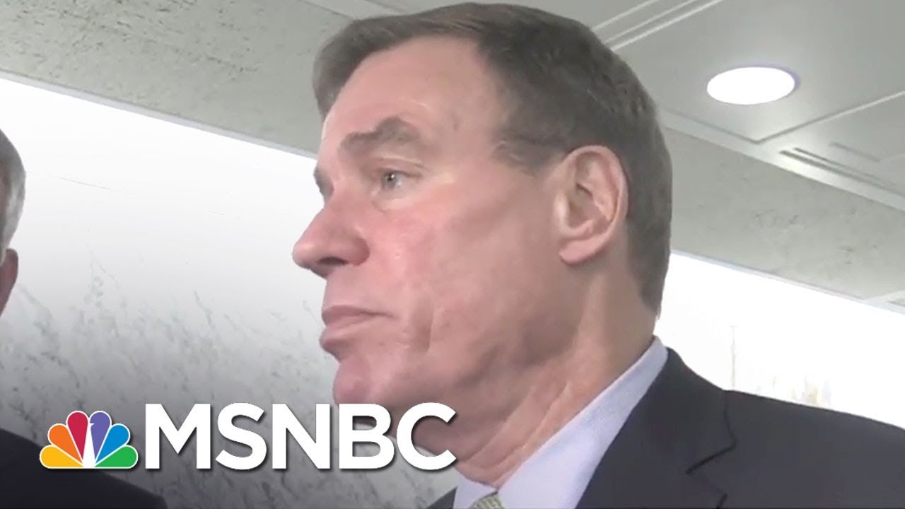 Senate Intel Interested In Russian Ops On Facebook | The Last Word | MSNBC thumbnail