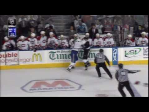 Nick Tarnasky vs. Garth Murray