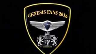 جينيسيس ٢٠١٦ / Intrudaction to Group Genesis Fans 2016