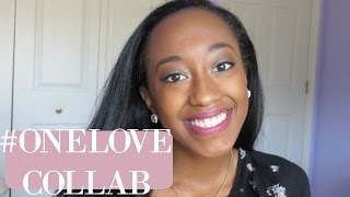 Everyday Winter Makeup Routine | #ONELOVE Collab