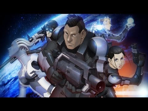 How Badly Is James Vega Going To Screw Up In Mass Effect 3's Anime Prequel?