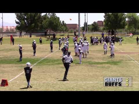 2019 Tournament Round 1 10U - Chandler Giants vs Tempe Buffs