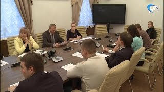 В Правительстве Новгородской области состоялось заседание экспертной региональной группы Агентства стратегических инициатив
