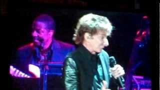 "Barry Manilow performing ""You're Just Too Good To Be True"" in Rochester, NY 2012"