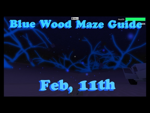 Lumber Tycoon 2: Blue Wood Maze Guide Jan, 14th  ColdBlooded2021