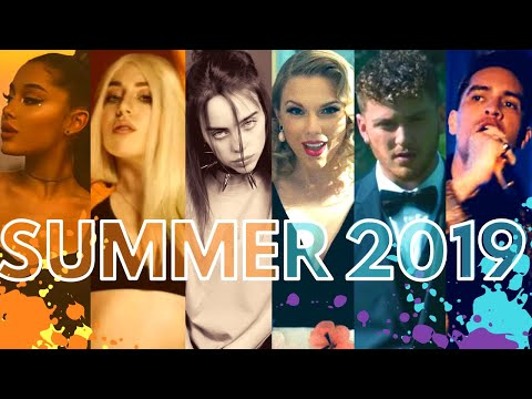 SUMMER 2019 MEGAMIX | Mashup of 60 Songs (MI Mashups)