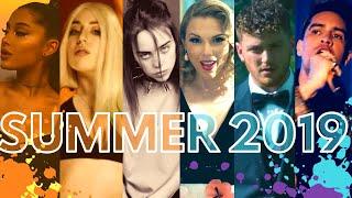 SUMMER 2019 MEGAMIX | Mashup of 60 Songs (MI Mashups)