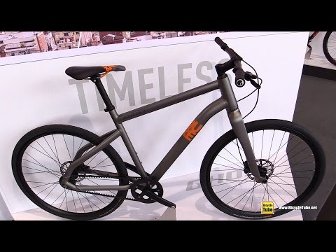 2017 Ghost Square Times Urban Bike – Walkaround – 2016 Eurobike