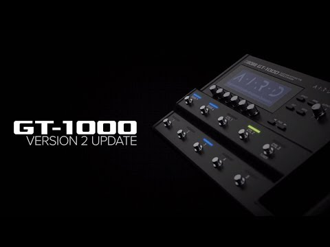 EVERY Factory Preset Sound on Boss GT-1000 - YouTube