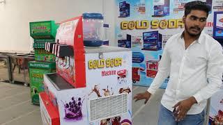 Soda machine laga hai chota hathi mein Tata Ace - hmong video