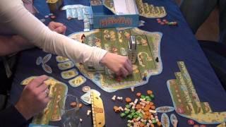 Hawaii (Schmidt Spiele / Hans im Glück): Eine Rezension von Spiele-Podcast.de
