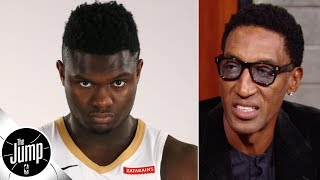 We might see Zion Williamson on the All-Star team this year - Scottie Pippen | The Jump