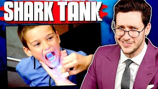 Doctor Reacts To WILD Shark Tank Medical Pitches