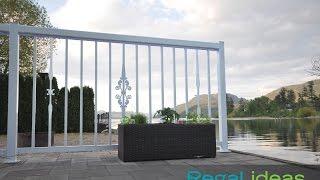 Decorative Accessories | Regal Ideas Aluminum Railing System