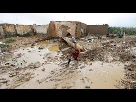 شاهد بالفيديو.. بعد السيول والفيضانات هل سنعرف الإستفادة من هذه المياه؟ - الهوا الك ٢٠١٩ - الحلقة  ٢٢٨