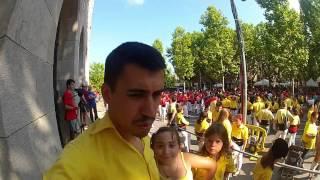 preview picture of video 'Vlog Festa Major Estiu Begues 26 Juliol 2014'