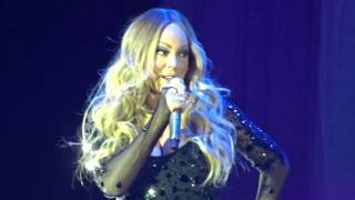 Mariah Carey - Touch My Body (Live In Vienna)