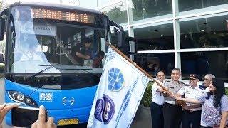 BPTJ Kini Sediakan Bus Premium Rute Tangerang City Mall ke Bandara Soekarno-Hatta