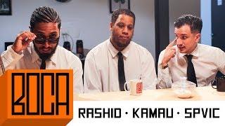 Rashid, Spvic & Kamau Part. Geninho   A Propósito