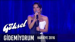 Göksel - Gidemiyorum I Harbiye Açıkhava Konseri 2016