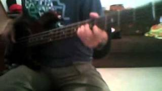 Spin Doctors - Stepped on a Crack - bass
