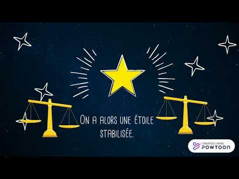 Les étoiles et leur histoire