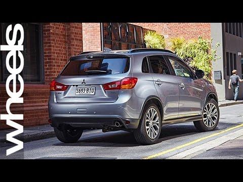 2017 Mitsubishi ASX video review | Wheels Australia